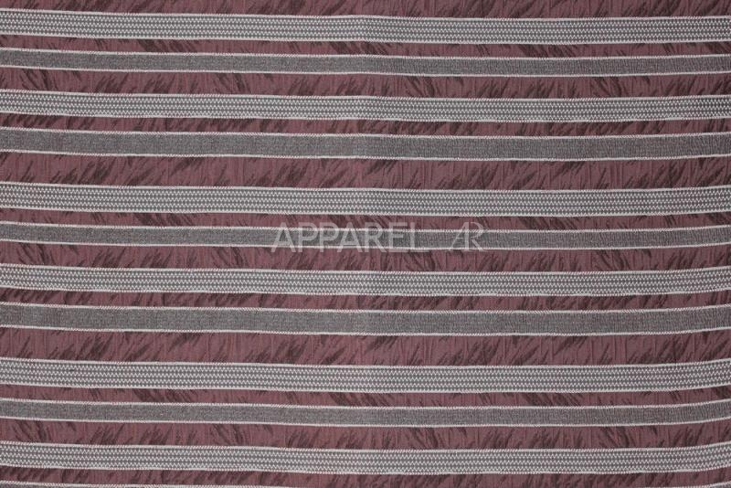 Chicago stripe bordo