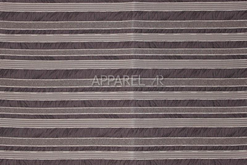 Chicago stripe dark brown