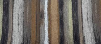 Irina Stripe Dark Brown