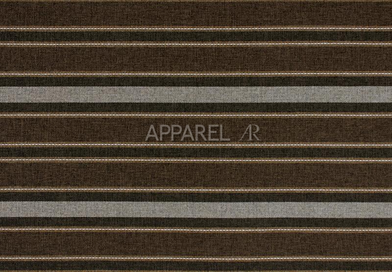 Lumins Stripe Dark Brown